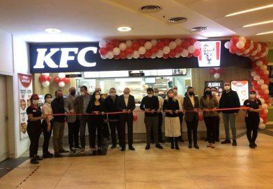 KFC Türkiye Bursa'daki 5. Restoranını Zafer Plaza'da Açtı